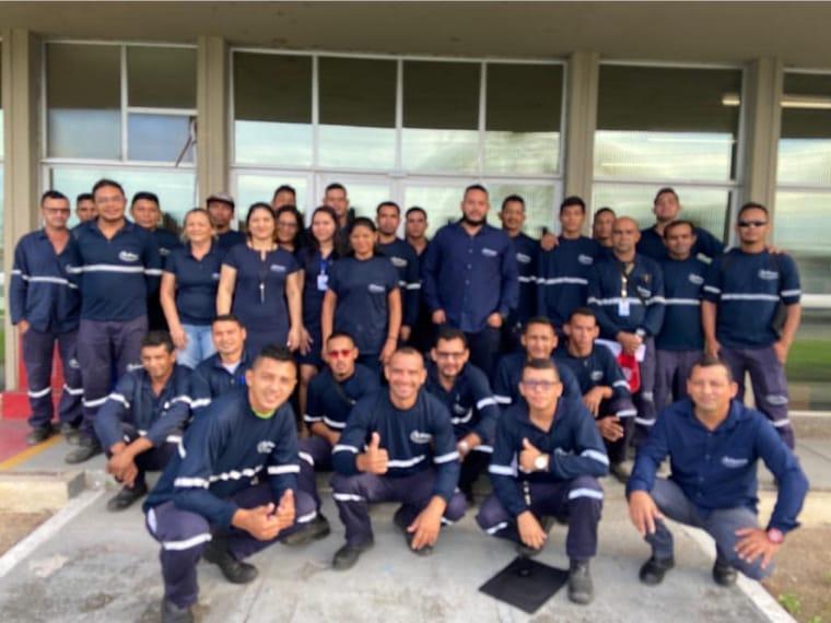 Equipe P&F Transportes Manaus/AM