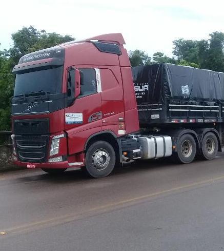 Cargas Lotação e Fracionadas P&F Transportes