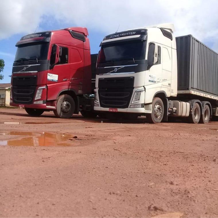 Atendimento Região Norte P&F Transportes